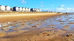 Photo of Towards the beach huts at St Annes-on-Sea