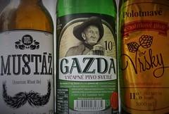 Beers of Slovakia.