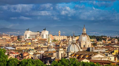 _MG_7164 - Rome skyline