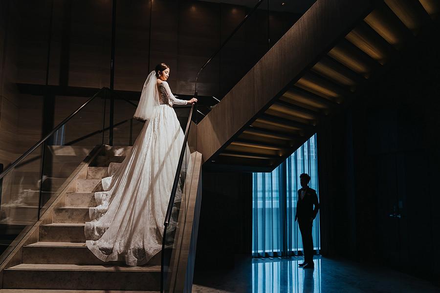婚攝,寒舍艾麗,婚攝子安,推薦婚攝,美式婚禮,寒舍艾美,喬治麥斯婚禮攝影