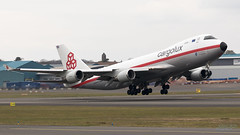 Photo of LX-NCL B747-4EVERF Cargolux