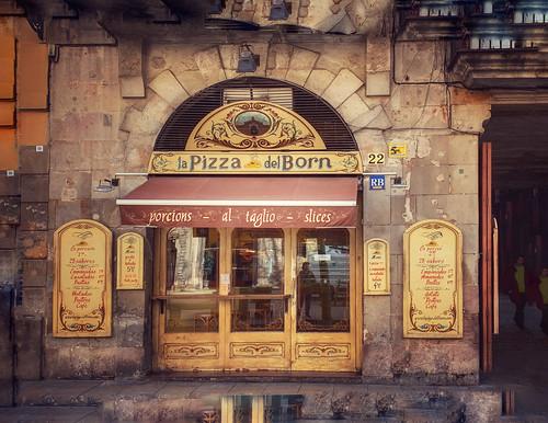 Pizza el Born...