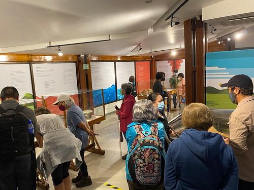 Visita al Museo Finca 6, abril 2021