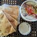 Baba Ganoush and Garlic Paste - Mister Falafel