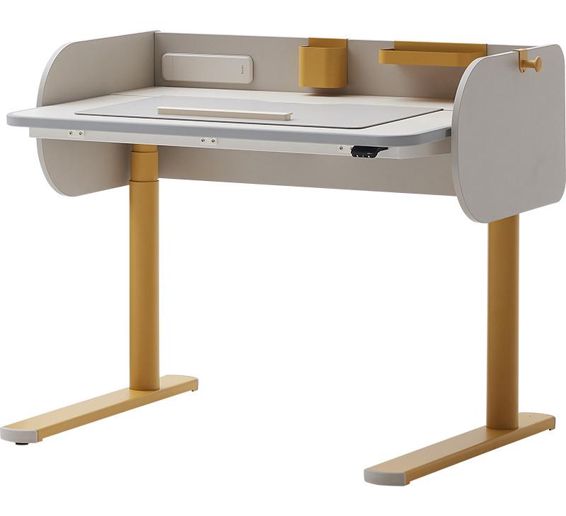 【產品圖】JEROME小鴨成長電動桌-定價:NT$29,980 (1)