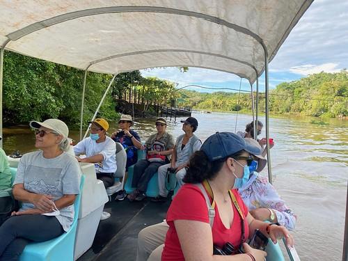 Tour  río Sierpe, gira arqueoastronómica abril 2021