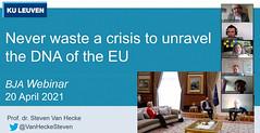 20-04-2021 BJA Webinar on the EU with KU Leuven Prof Steven Van Hecke - Capture4