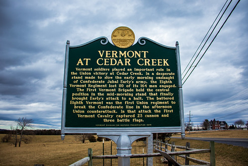 Positions Vermont at Cedar Creek image