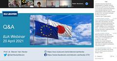 20-04-2021 BJA Webinar on the EU with KU Leuven Prof Steven Van Hecke - Screenshot 2021-04-20 121929
