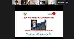 20-04-2021 BJA Webinar on the EU with KU Leuven Prof Steven Van Hecke - Screenshot 2021-04-20 105934