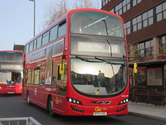 Photo of Go Ahead London Metrobus WVL510 BF63HDG On Route 119 At Bromley North