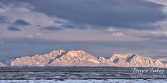 April 17, 2021 - The snow-covered Flatirons. (Tony's Takes)