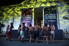 19.04.21 - Prefeitura  Inaugura  memorial Aldeia da Memória Indígena da cidade