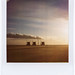 three on the horizon. venice beach, ca. 2010.