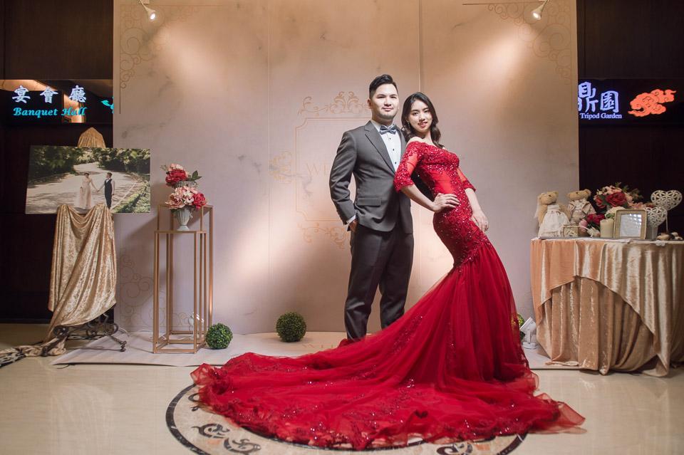 台南婚攝 A&Z 富信大飯店 婚禮紀錄 098