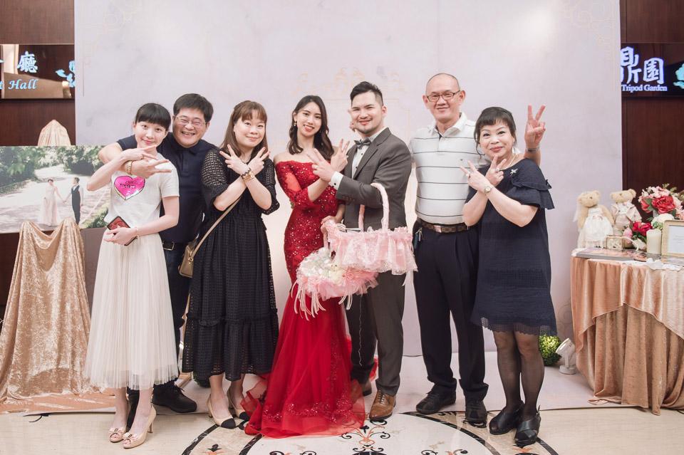 台南婚攝 A&Z 富信大飯店 婚禮紀錄 095
