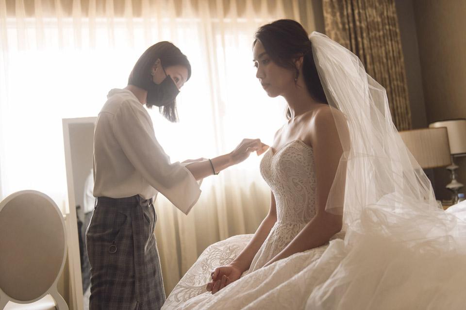 台南婚攝 A&Z 富信大飯店 婚禮紀錄 042