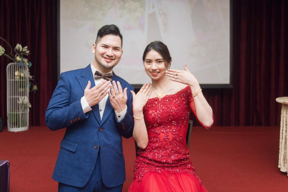 台南婚攝 A&Z 富信大飯店 婚禮紀錄 038