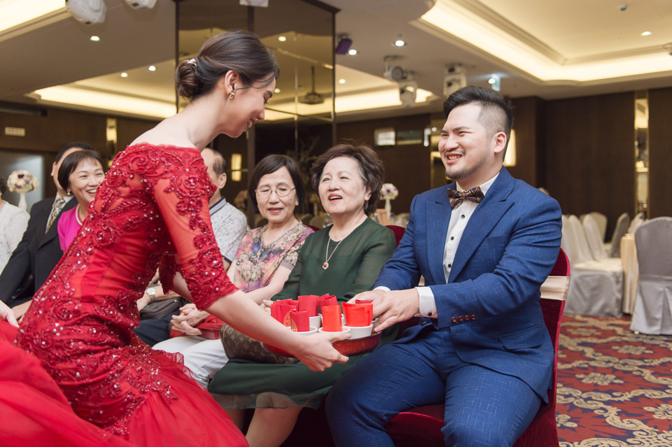 台南婚攝 A&Z 富信大飯店 婚禮紀錄 024