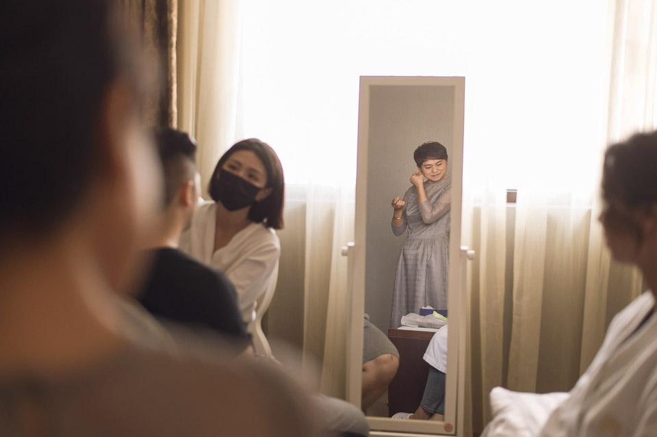 台南婚攝 A&Z 富信大飯店 婚禮紀錄 008