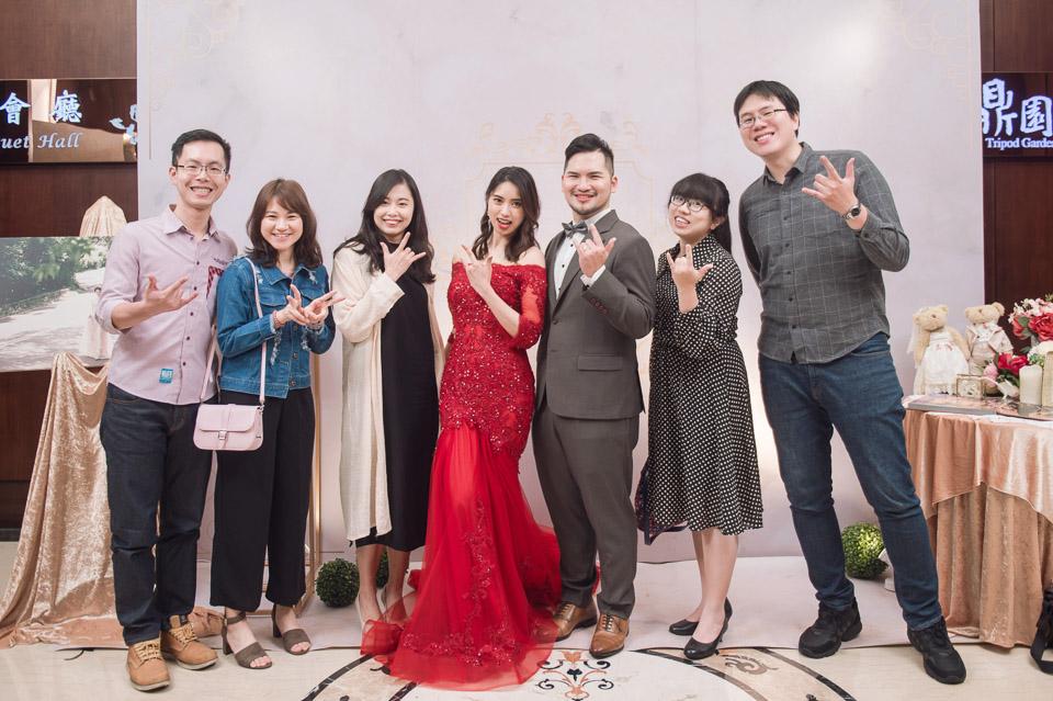台南婚攝 A&Z 富信大飯店 婚禮紀錄 094