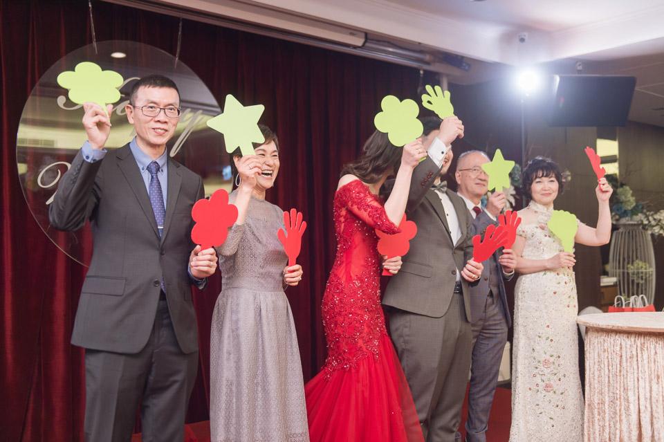 台南婚攝 A&Z 富信大飯店 婚禮紀錄 082