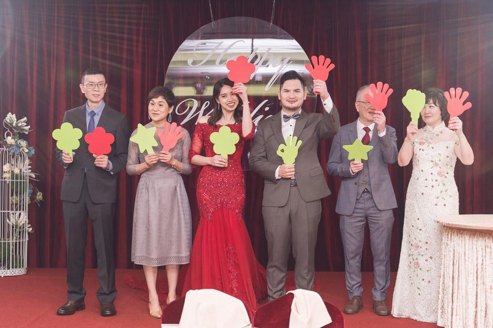 台南婚攝 A&Z 富信大飯店 婚禮紀錄 081