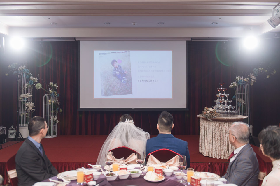 台南婚攝 A&Z 富信大飯店 婚禮紀錄 069