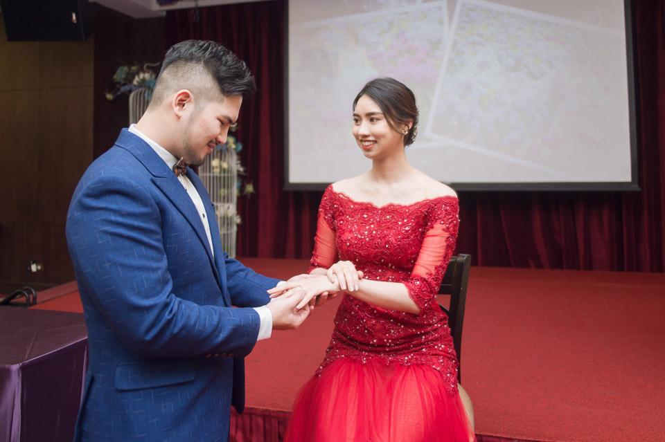 台南婚攝 A&Z 富信大飯店 婚禮紀錄 027