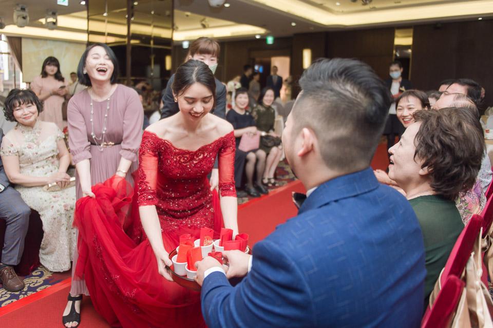 台南婚攝 A&Z 富信大飯店 婚禮紀錄 025