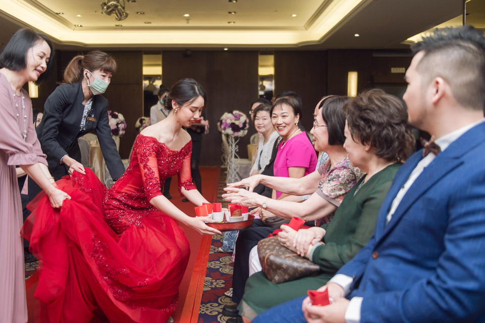 台南婚攝 A&Z 富信大飯店 婚禮紀錄 023