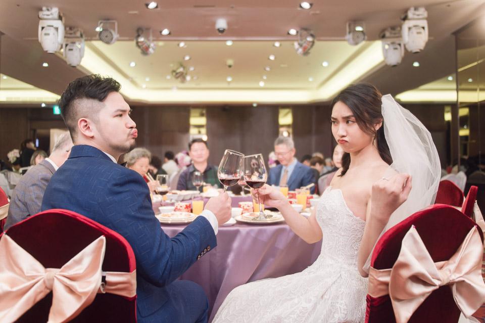 台南婚攝 A&Z 富信大飯店 婚禮紀錄 001