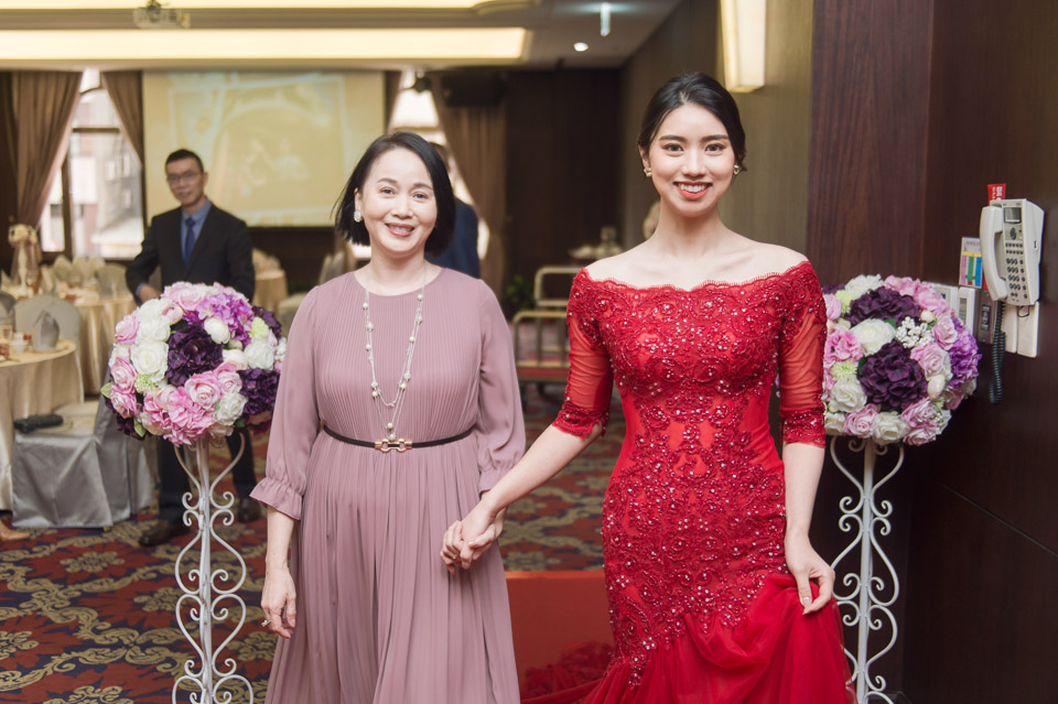 台南婚攝 A&Z 富信大飯店 婚禮紀錄 022