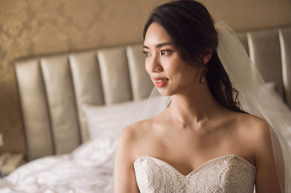 台南婚攝 A&Z 富信大飯店 婚禮紀錄 043