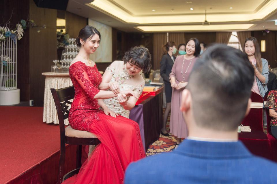 台南婚攝 A&Z 富信大飯店 婚禮紀錄 034