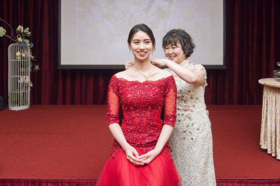 台南婚攝 A&Z 富信大飯店 婚禮紀錄 032