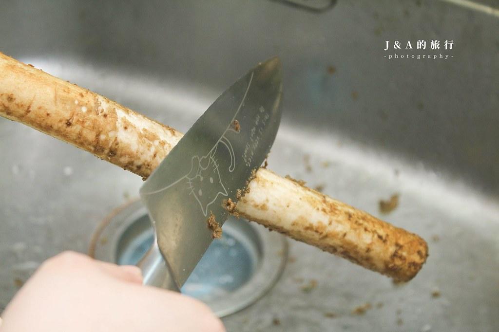 【食譜】日式炒牛蒡。日式小菜金平牛蒡,冷熱吃都適合 @J&A的旅行