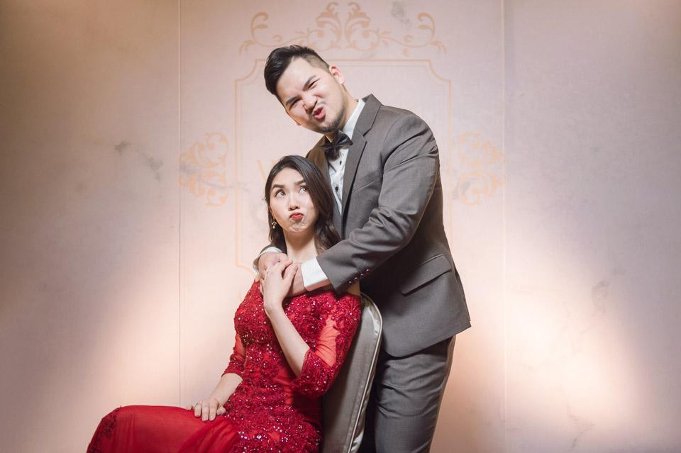 台南婚攝 A&Z 富信大飯店 婚禮紀錄 099