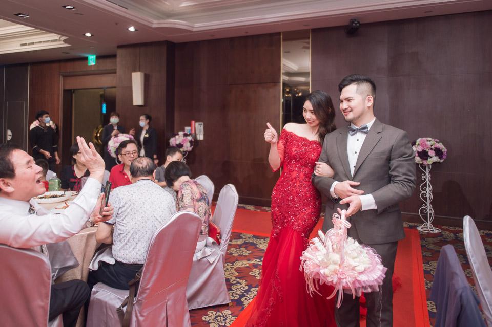 台南婚攝 A&Z 富信大飯店 婚禮紀錄 079