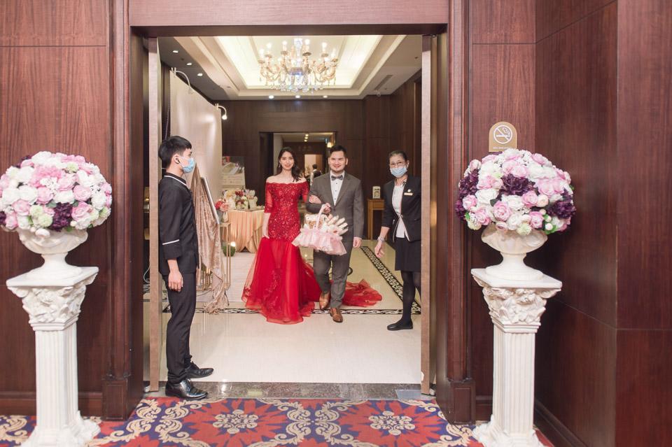 台南婚攝 A&Z 富信大飯店 婚禮紀錄 076