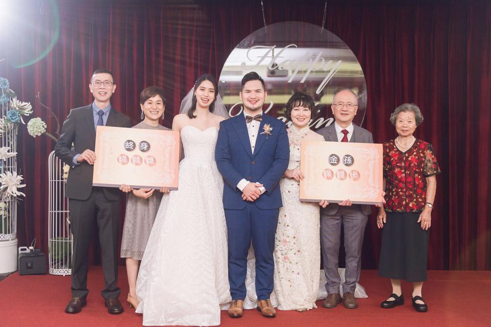台南婚攝 A&Z 富信大飯店 婚禮紀錄 075