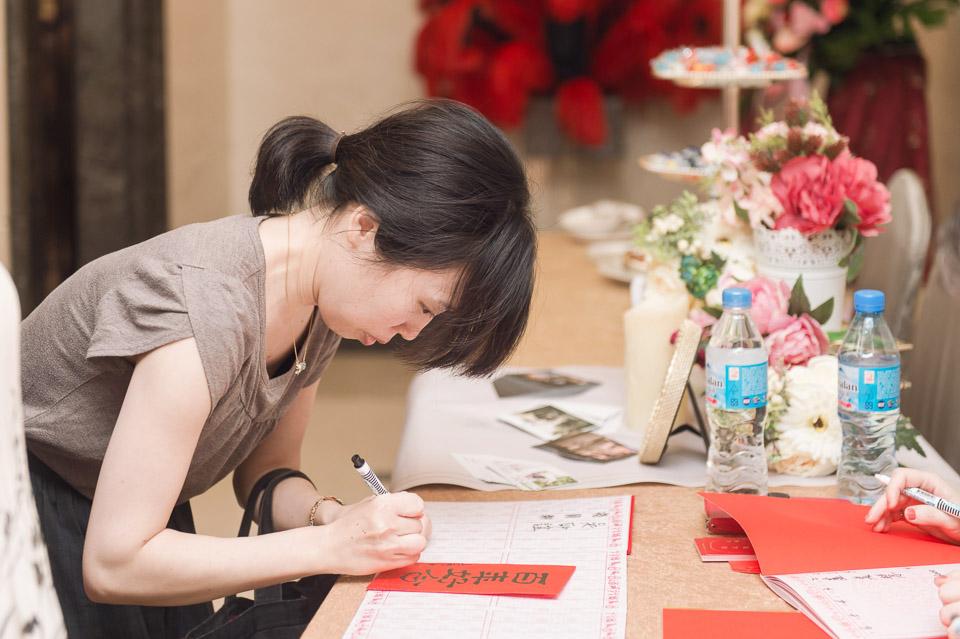 台南婚攝 A&Z 富信大飯店 婚禮紀錄 040