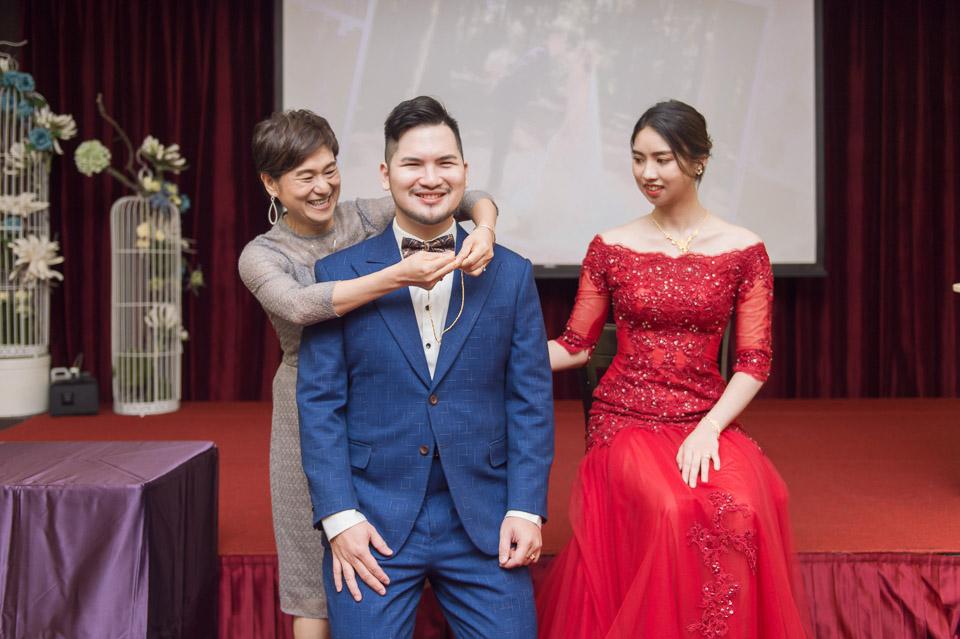 台南婚攝 A&Z 富信大飯店 婚禮紀錄 035