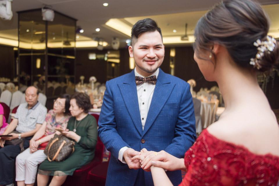 台南婚攝 A&Z 富信大飯店 婚禮紀錄 029