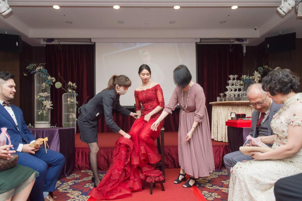 台南婚攝 A&Z 富信大飯店 婚禮紀錄 026