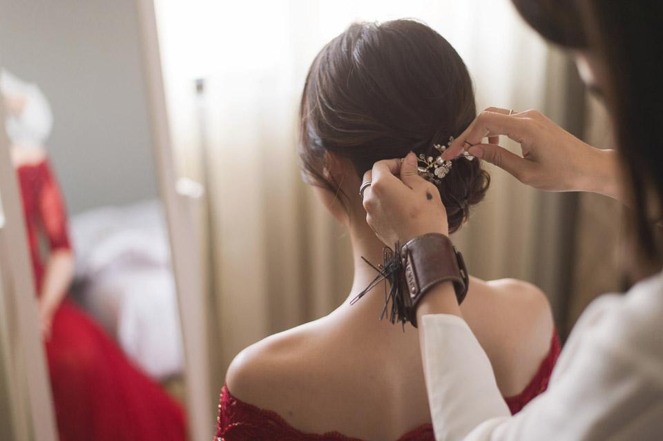 台南婚攝 A&Z 富信大飯店 婚禮紀錄 016