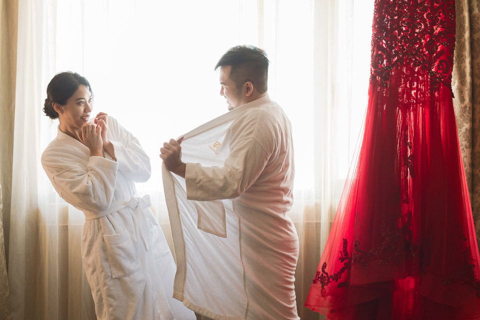 台南婚攝 A&Z 富信大飯店 婚禮紀錄 007