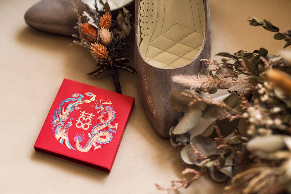 台南婚攝 A&Z 富信大飯店 婚禮紀錄 003
