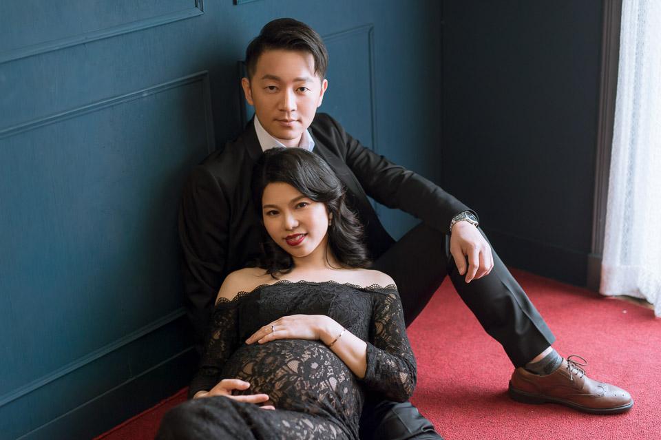 台南孕婦寫真 WU 留下帥氣又美麗的幸福回憶 021