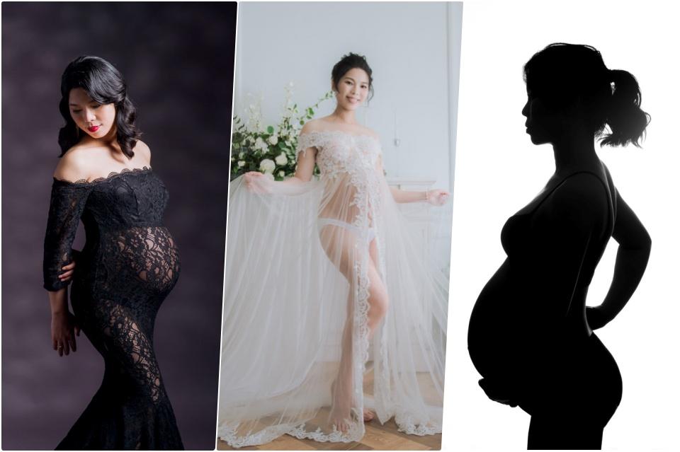 台南孕婦寫真 WU 留下帥氣又美麗的幸福回憶 001